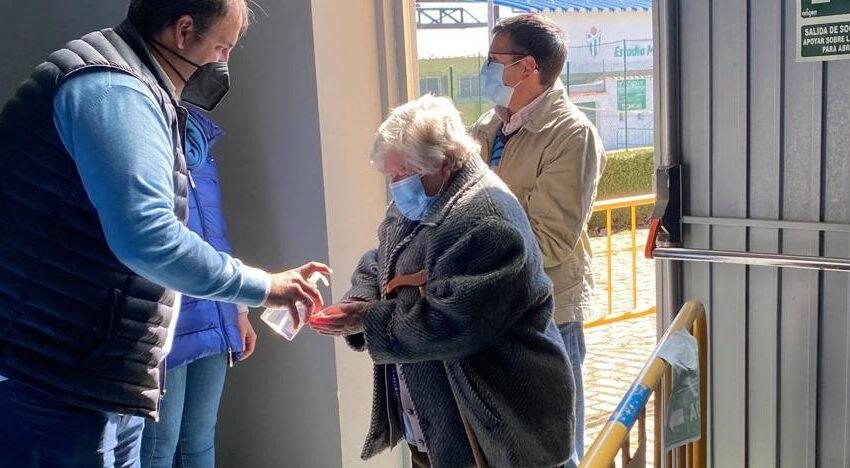 El alcalde de Guijuelo anima a participar en la vacunación masiva prevista en la zona básica de salud
