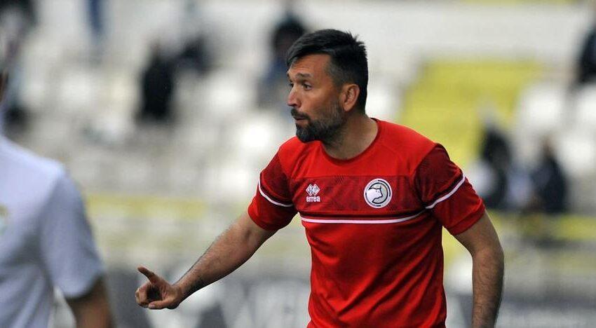 Hernán Pérez: «Es un toque de atención, todos tenemos que dar un paso adelante, club, ciudad, jugadores y entrenador»