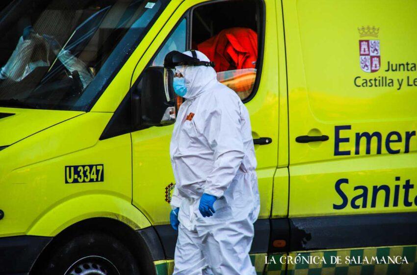Castilla y León ralentiza el auge de los contagios con 207 nuevos casos, pero registra 5 fallecidos más en los hospitales
