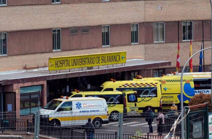El hospital vacunará a los 3.200 enfermos crónicos que atiende