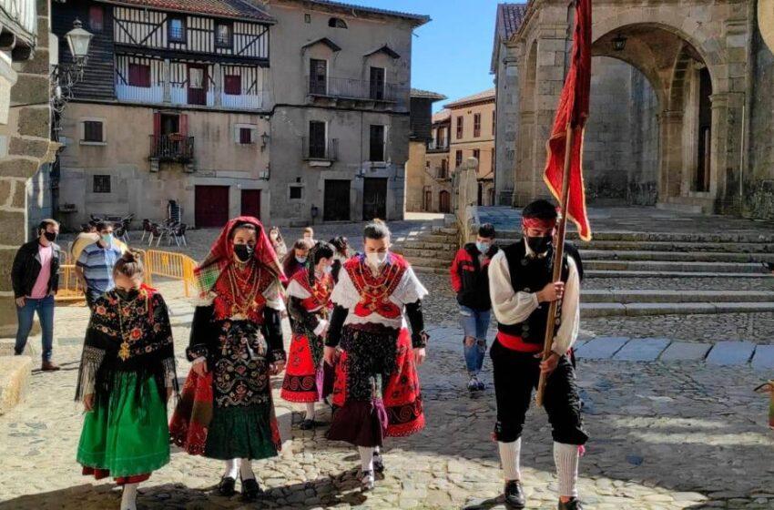 """Así fue la simbólica celebración del """"Día del Pendón"""" en La Alberca"""