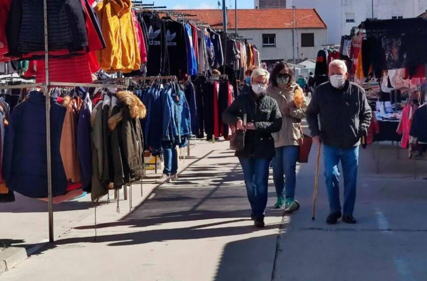 Los vendedores ambulantes quieren mudarse de una vez al Conjunto Histórico de Peñaranda