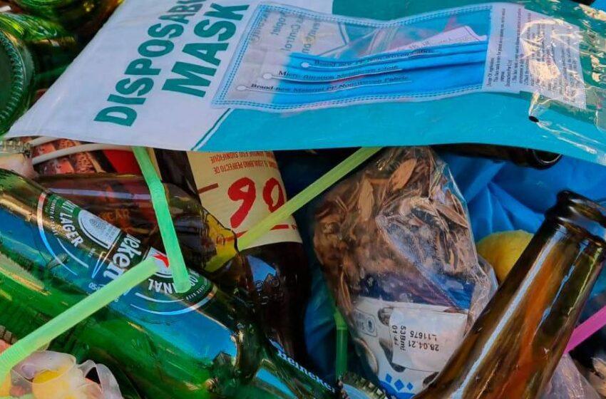 Peñaranda sancionará al que recicle en los contenedores que no son