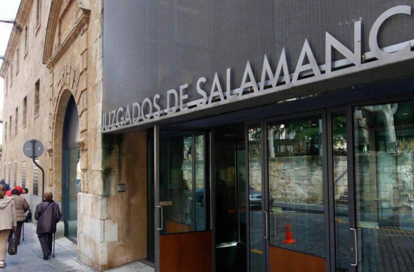 Absueltos tres acusados de maltrato en Salamanca al optar las denunciantes por no declarar contra ellos