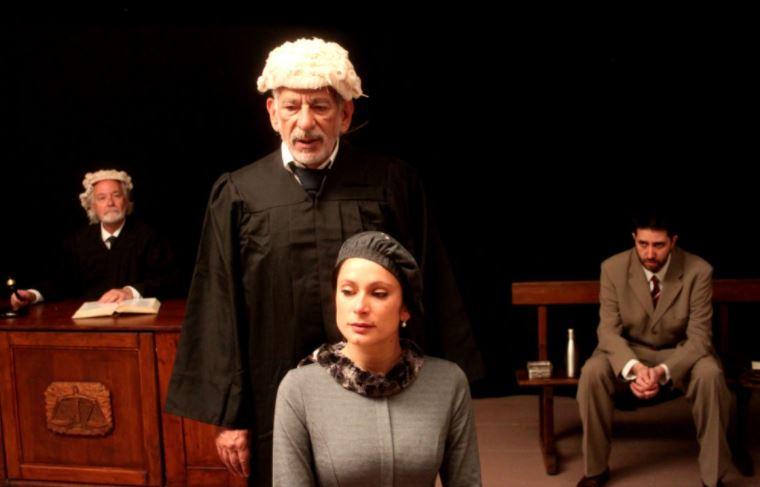 Un clásico del suspense producido por la compañía salmantina La Lengua Teatro