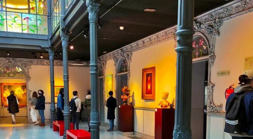 El Museo Casa Lis de Salamanca recibió más de 1.000 visitantes durante los 4 días festivos de Semana Santa