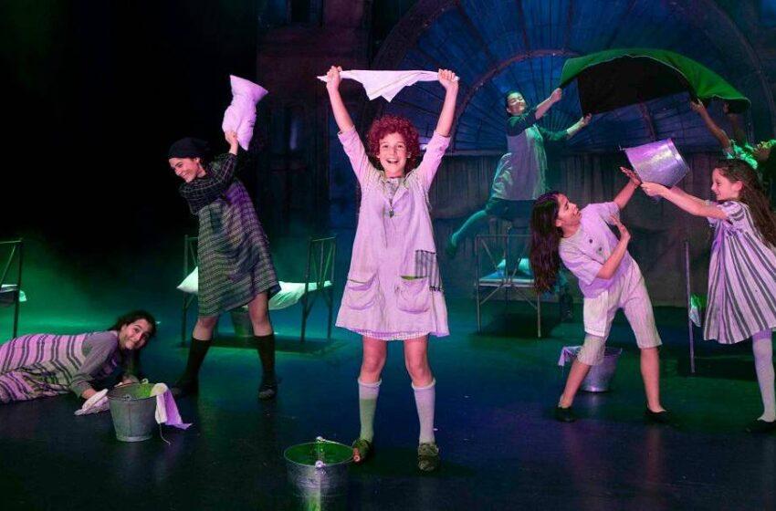 El espectáculo familiar 'Annie. El musical' llegará al CAEM los días 15 y 16 de mayo