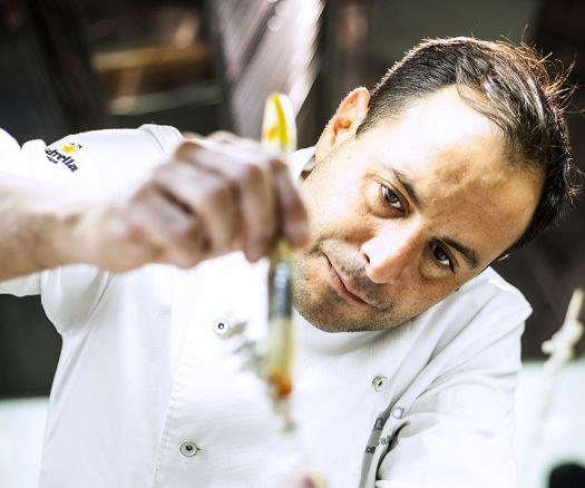 El chef Óscar Calleja pondrá en marcha Ment, en el hotel Don Gregorio