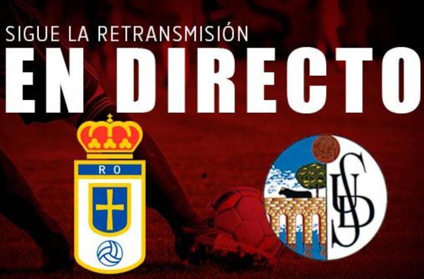 EN DIRECTO | Real Oviedo B – Salamanca UDS (previo)