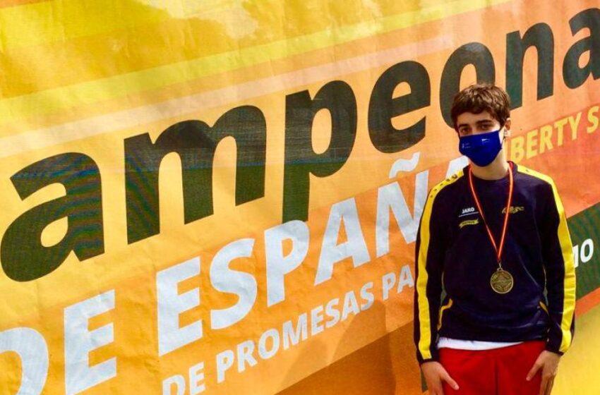 Un salmantino, doble campeón de España inesperado