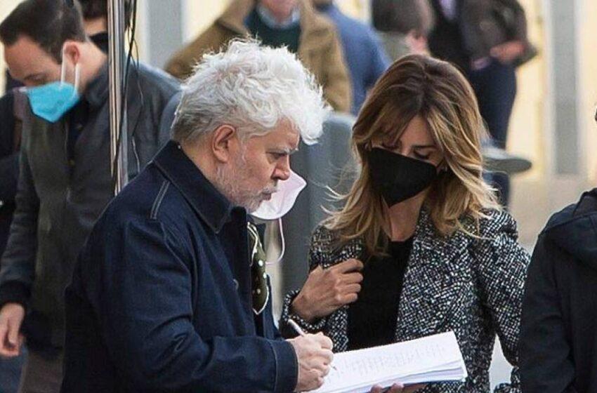 Penélope Cruz protagonizará la próxima película de Pedro Almodóvar