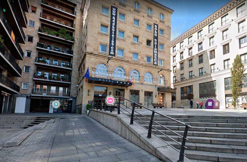 El inmueble sale a la puja por 120.000 euros y la plaza de aparcamiento, por 40.000
