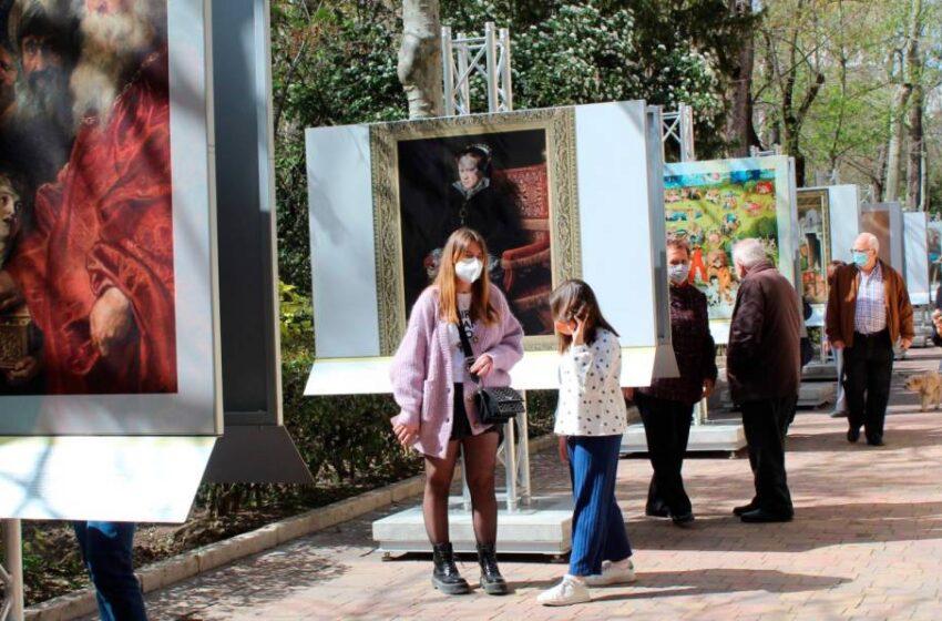 Los Bandos acogerá una exposición de fotos de cuadros del Museo del Prado a tamaño real