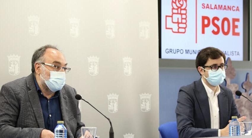 El PSOE solicita un plan municipal para el cuidado y la atención de la salud mental en Salamanca