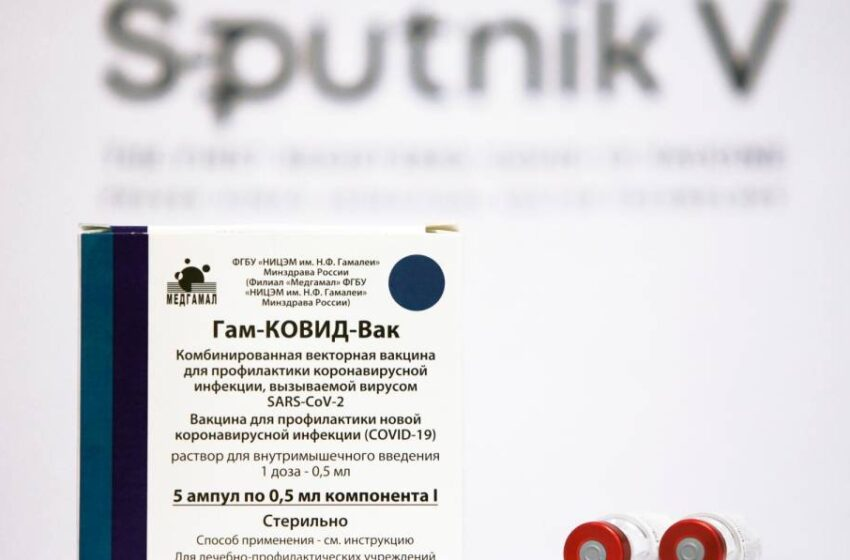 Simón no ve necesario adquirir 'Sputnik V' debido al aumento de dosis de otras vacunas