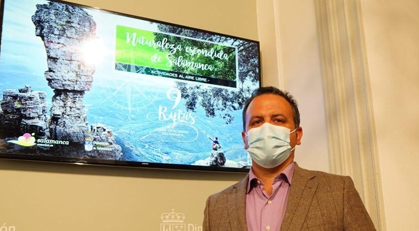 'Naturaleza escondida de Salamanca' incluye 9 rutas para realizar de abril a noviembre
