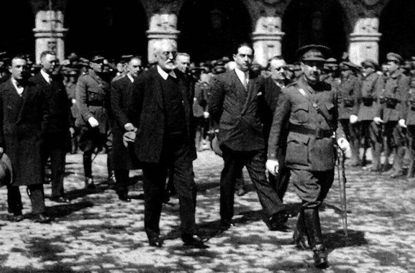 """Unamuno no fue """"fascista ni falangista, pese a la propaganda"""", según un nuevo libro"""