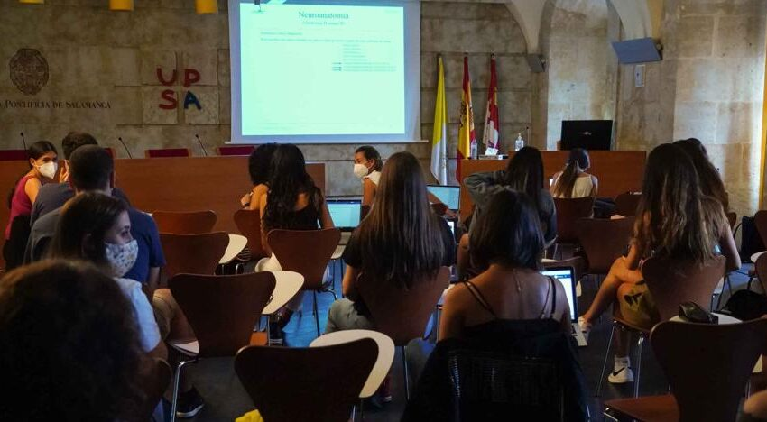 La UPSA, primera universidad de Castilla y León con la menor tasa de abandono en grado