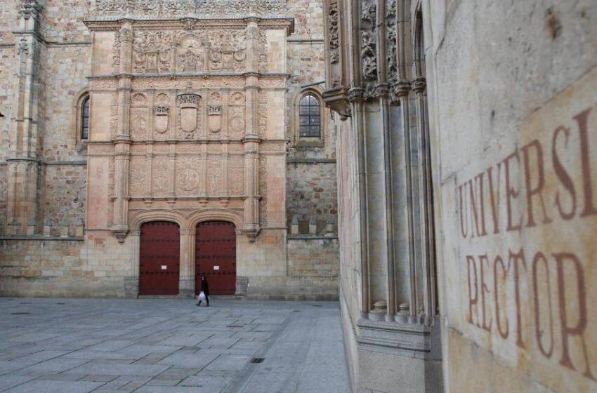 Atención: convocatoria especial de prácticas para titulados de la Universidad de Salamanca