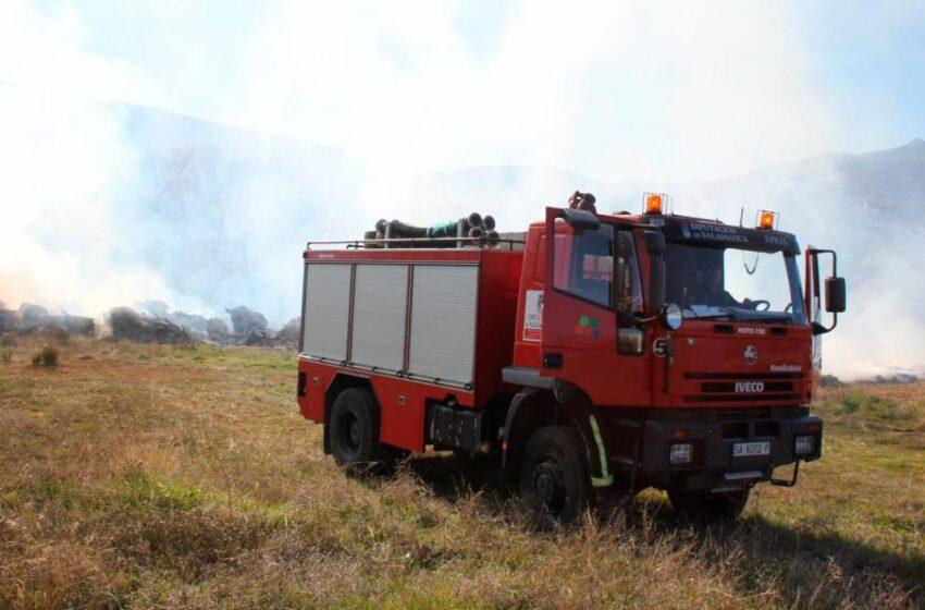 Multan al Ayuntamiento de Béjar por no pasar la ITV a un camión de bomberos