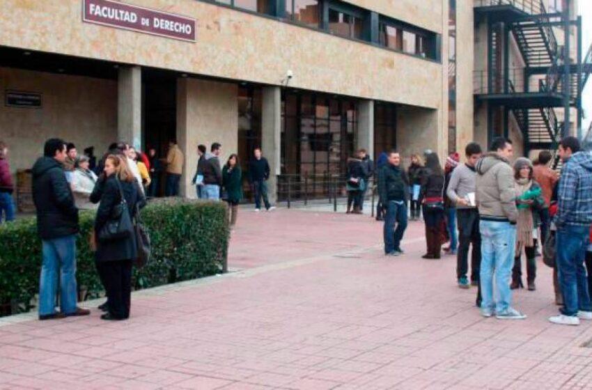 El porcentaje de estudiantes que encontró trabajo al finalizar sus estudios en la Universidad de Salamanca