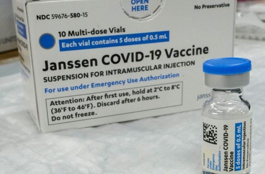 La 'baby boom', entre 50 y 59 años, recibirá la Janssen