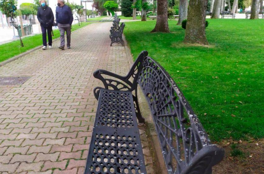 La alcaldesa de Béjar se desentiende de los estorninos
