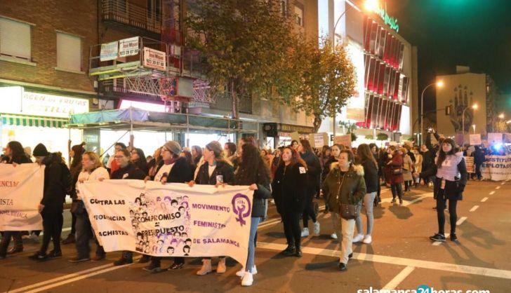 El Movimiento Feminista de Salamanca convoca una concentración este martes, 22 de junio, por «un derecho efectivo al…