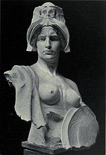 Diosas I. Enío y Belona
