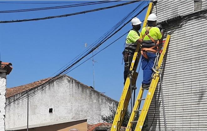 La banda ancha llega a 130 pueblos de Salamanca
