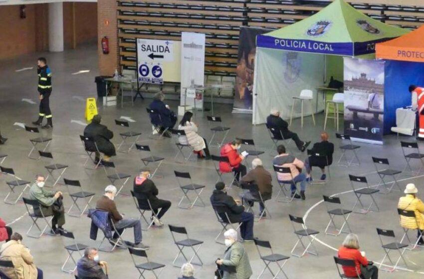 Horario de las vacunaciones de esta semana en la provincia de Salamanca