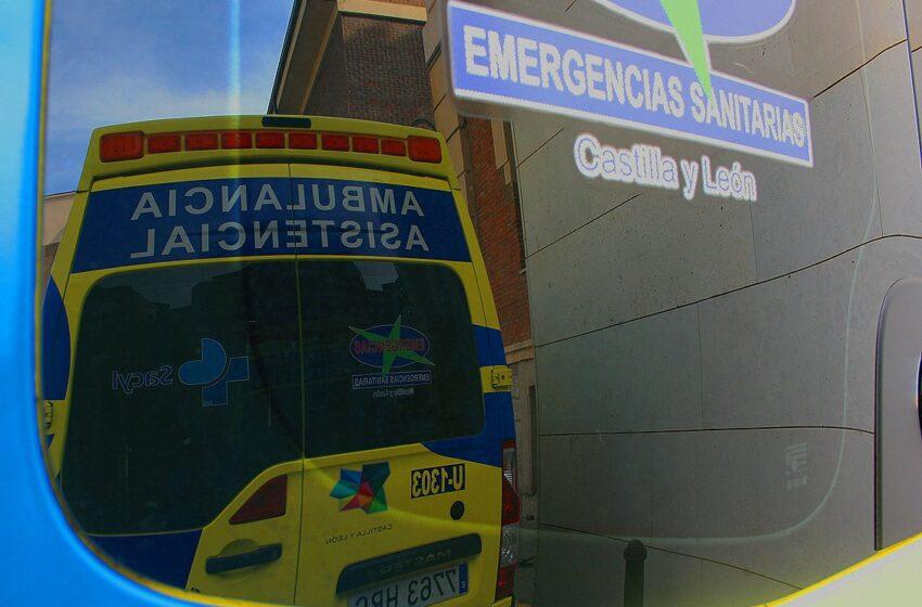 El accidente mortal en el que perdió la vida un hombre de 58 años tuvo lugar en Cuadros (León)