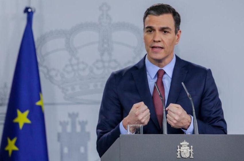 Sánchez se reunirá con Biden el lunes aprovechando la cumbre de la OTAN, su primer contacto