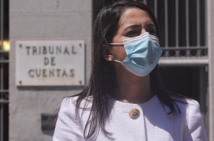 Arrimadas exige a Sánchez que cumpla lo que dijo en campaña y no indulte a los presos del 'procés'