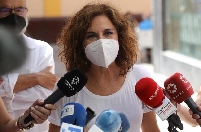 El Gobierno seguirá buscando «la armonía entre españoles» frente a «la foto de la impotencia de la derecha»