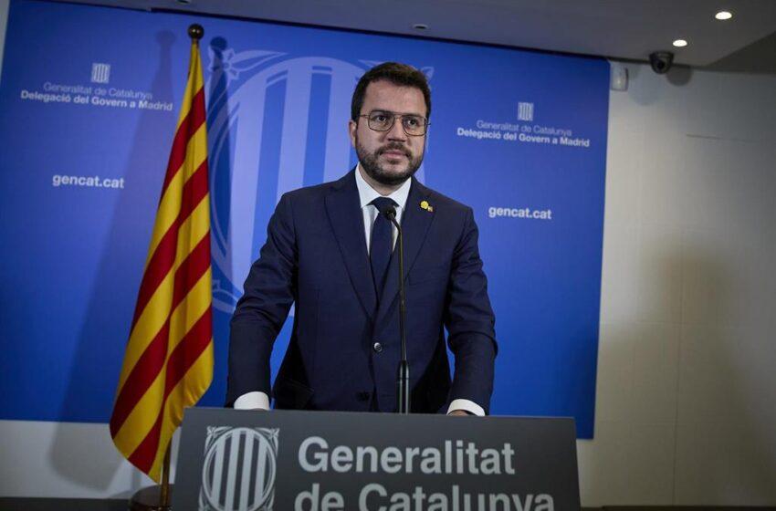Aragonés dice que no tuvo «conversaciones» con el Rey sino «alguna coincidencia en el mismo lugar»