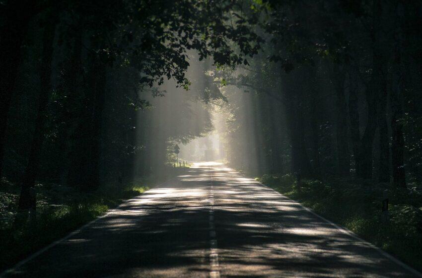 VÍDEO. Siempre me ha llamado la atención lo metódicos que son los responsables de las carreteras haciendo coincidir el final de sus trabajos