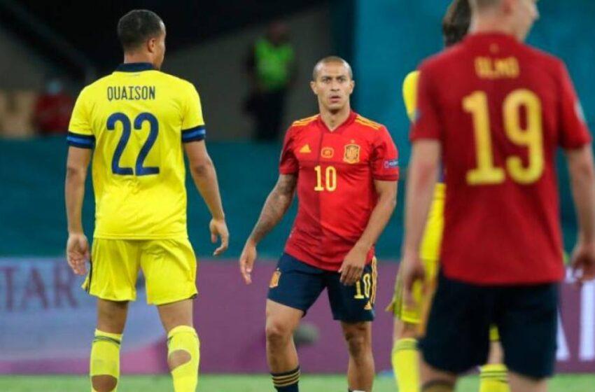 La falta de puntería lastra a España en su estreno ante Suecia (0-0)