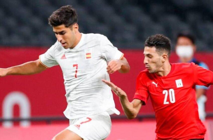 La Selección Olímpica se atasca y no puede con Egipto en su debut en Tokyo
