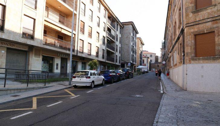 A vueltas con las obras de la calle Ancha: PP y PSOE se acusan mutuamente de mentir