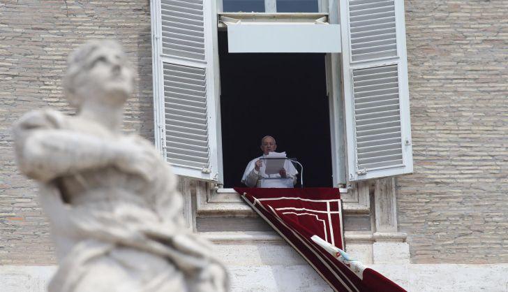 El Papa, hospitalizado en Roma para someterse a una operación programada de colon