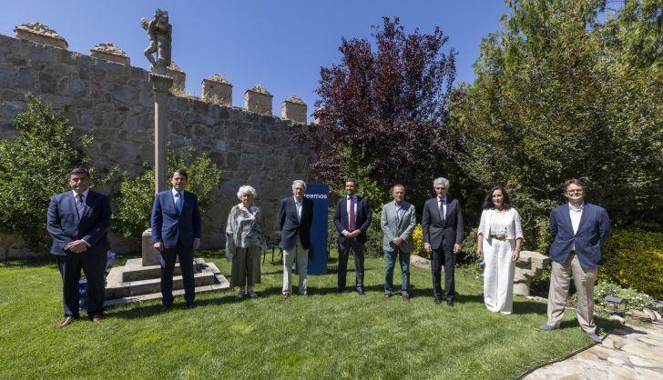 """El exministro Arias Salgado llama """"hijo de p…"""" a Rutte y celebra que vigile la entrega de fondos a España"""
