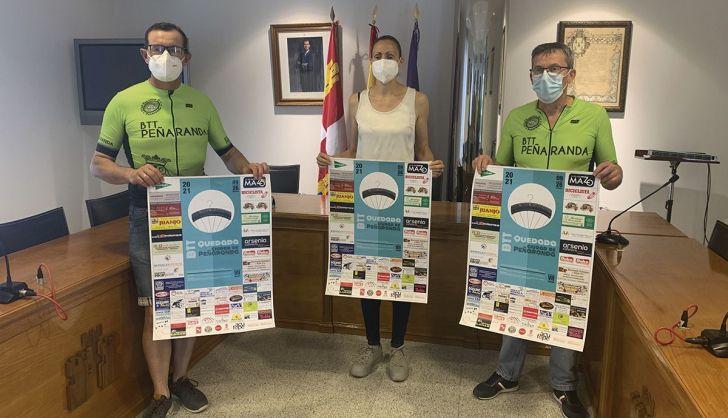 La VII Quedada BTT, primer evento deportivo pospandemia en Peñaranda