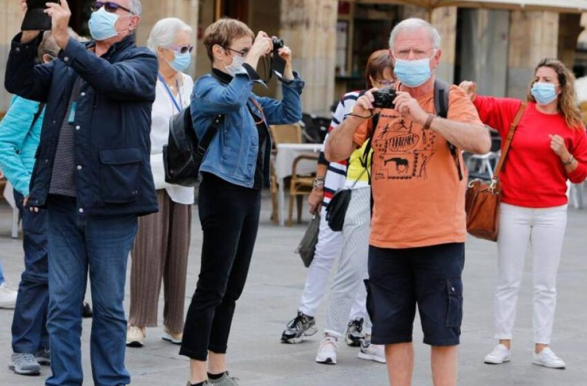El turismo en Salamanca sigue creciendo a pesar de la quinta ola