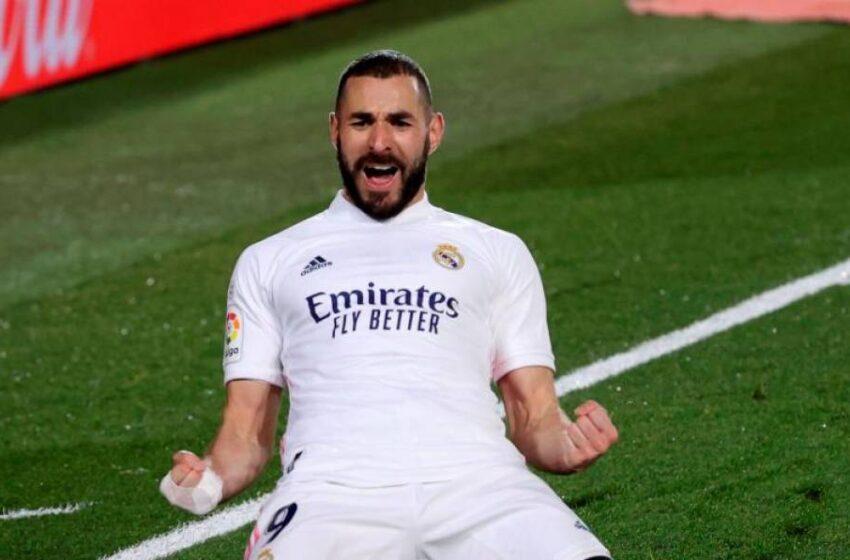 Karim Benzema, positvo por coronavirus