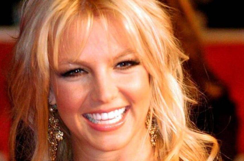Britney Spears enciende las redes con esta imagen en topless en medio de la polémica contra su padre