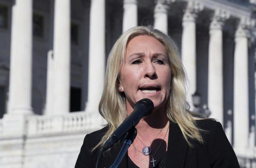 Twitter suspende temporalmente la cuenta a una congresista republicana de EEUU por falsedades sobre la COVID-19