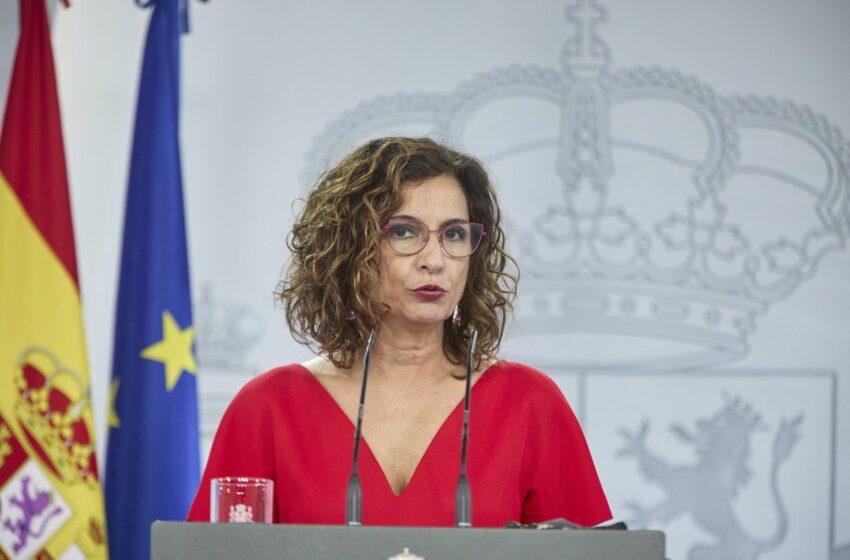 El Gobierno prevé aprobar mañana el techo de gasto de 2022, que incluirá nuevos fondos europeos