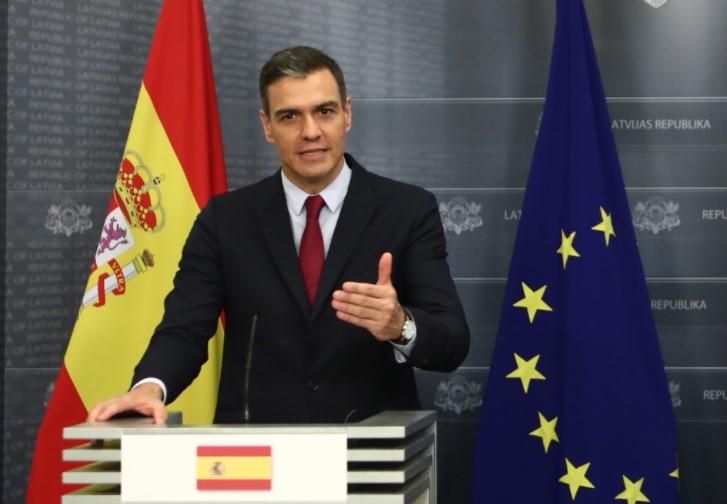 El Ejecutivo de Pedro Sánchez lo conforman ahora, además del presidente, 14 mujeres y ocho hombres