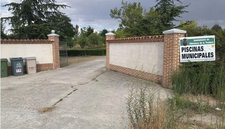 Identifican al presunto autor de un robo en las piscinas municipales de Aldeaseca de la Frontera